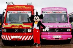 Kids Party Bus Galway